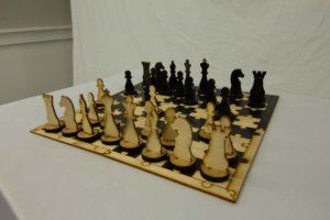 Chess Isometric