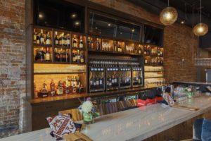 Louvino Custom Bar Cabinetry