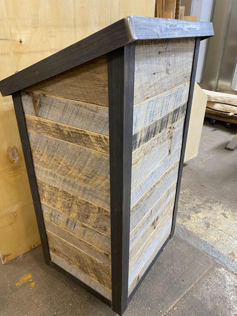 Custom Commercial Furniture