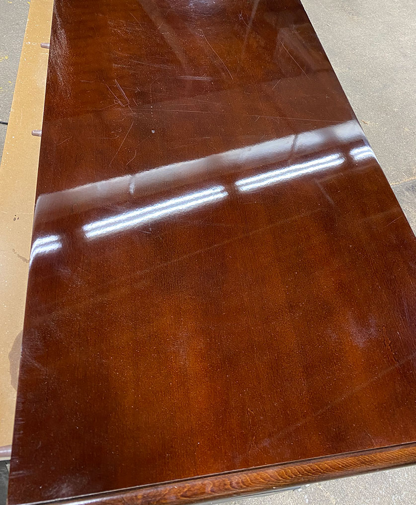 Residential Table Restoration